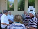 Singen und Schunkeln beim Grillfest im Juli
